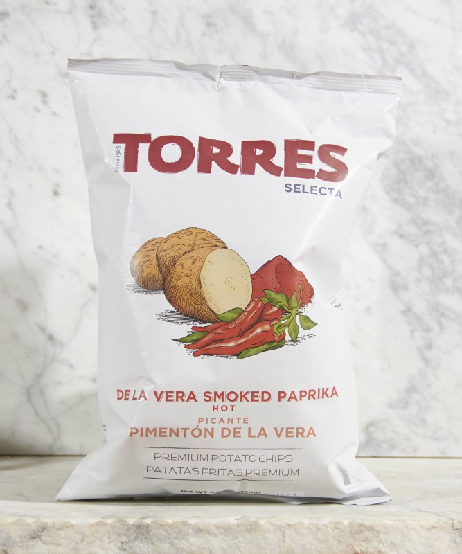 Torres Pimenton Chips, 150g