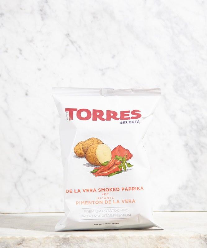 Torres Pimenton Chips, 50g