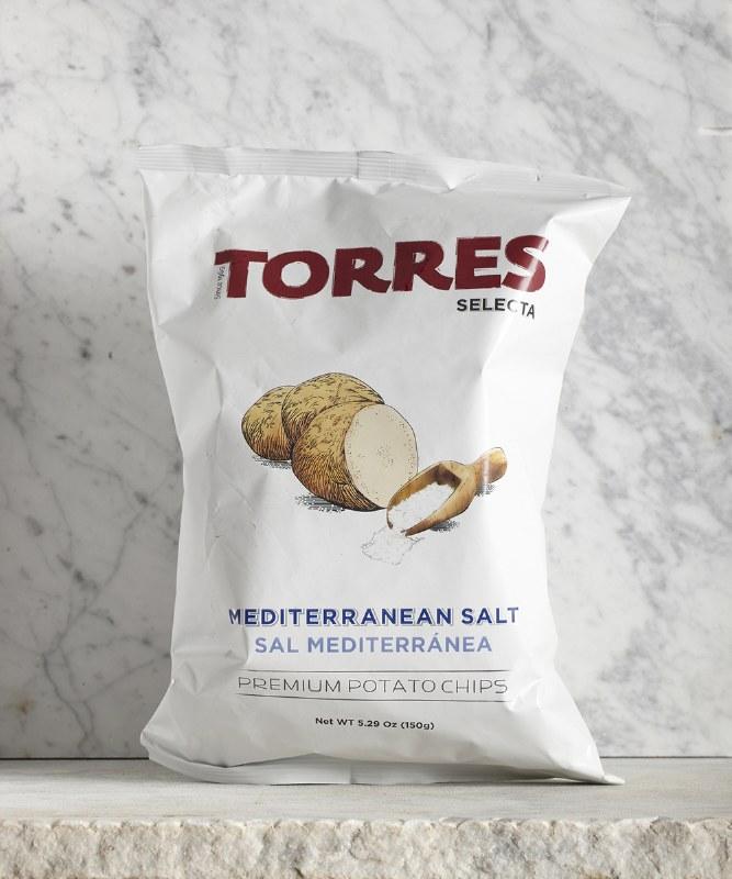 Torres Sea Salt Chips, 150g