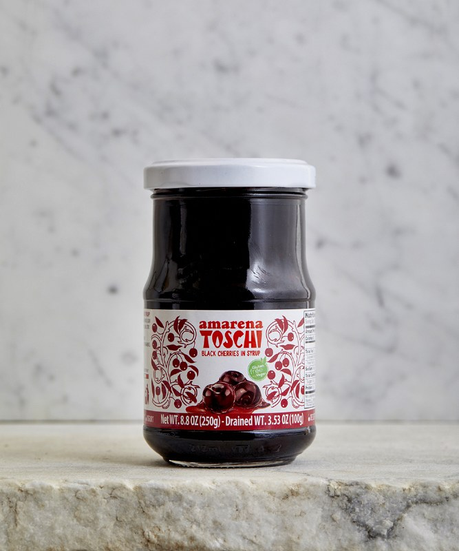 Toschi Amarena Cherries, 250g