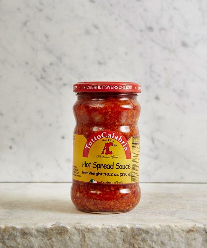 Tutto Calabria Hot Spread Sauce, 290g