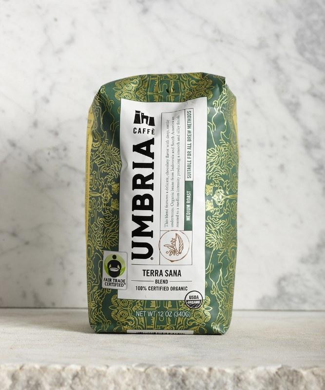 Caffe Umbria Terra Sana, 12oz