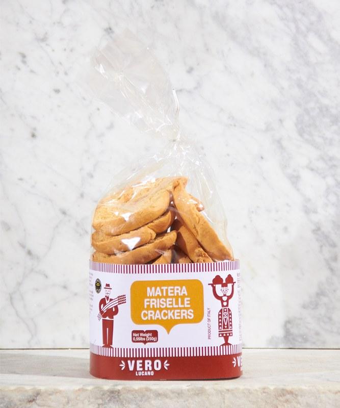 Vero Lucano Matera Friselle Crackers, 250g