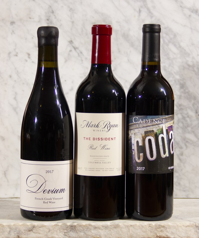 Washington - Red Wine - Full Bodied - Under $20