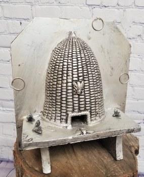 Decorative Bee Hive Mold