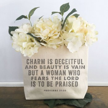 Praised Makeup Bag