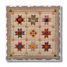American Quilts Coaster Set