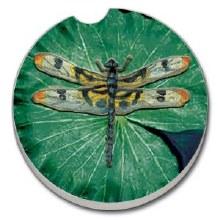 Dragonfly Car Coaster