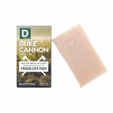 Duke Cannon Fresh Cut Pine Bar Soap