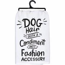 Dog Hair Hand Towel