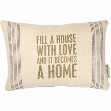 Fill A House Pillow