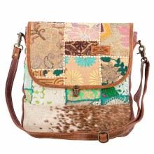 Color Explosion Shoulder Bag