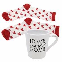 Home Sweet Home Mug/sock Set