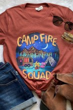 Ss Camp Fire Squad Sm Rust