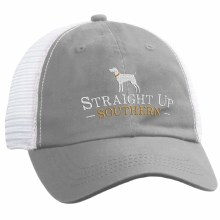 Straight Up Southern Mesh Hat
