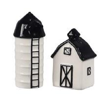 Ceramic Barn Salt/pepper Shake