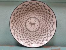 "Farm 6 1/2"" Plate 6 1/2 Goat"