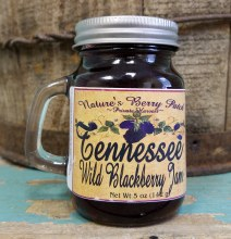 Tennessee Blackberry Jelly