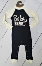 Baby Bear Flapjack 12mth Black