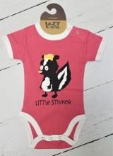 Infant Little Stinker Girls Creeper