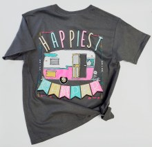 Happiest Camper Youth Shirt