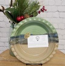 Pie Plate - Mountain Meadow