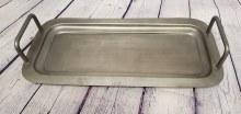 Rectangular Metal Tray