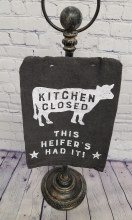 Kitchen Closed Hand Towel