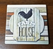 Coaster Farmhouse Rooster