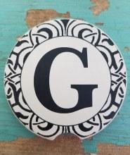 G Car Coaster