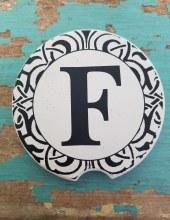 F Car Coaster