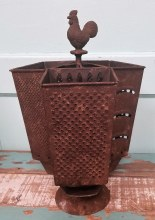 Chicken Grater Utensil Holder