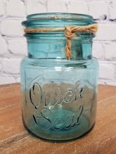 Quick Seal Jar