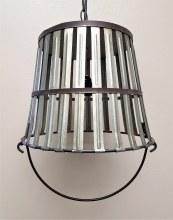 Strap Basket Pendant light farmhouse style lighting