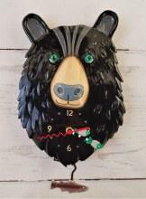 Burly Bear Clock