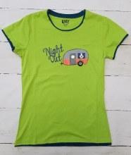 Night Out Camper PJ Shirt