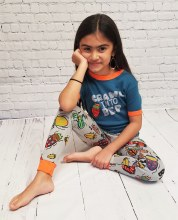Crawl to bed youth Pj's