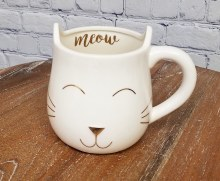 Ceramic Cat Coffee Mug