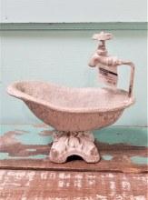 Cast Iron Bath Tub Soap Dish