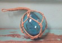 Med Glass Float Light Blue