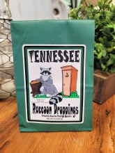 Tennessee Raccoon Droppings