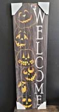 Halloween Pumpkins Welcome Sig