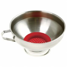 Funnel With Strainer
