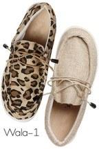 Leopard Sneaker 6 Tan