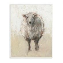 Minimal Sheep Wall Art
