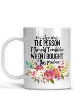 When I Bought Produce Mug