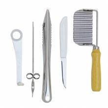 Garnish Tool Kit 5 Piece Set