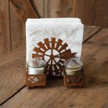 Windmill & Silo Salt & Pepper