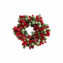 """3"""" Berry Candle Ring"""