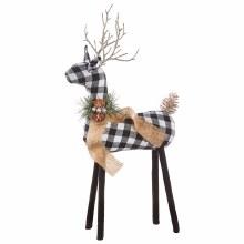 Buffalo Check Reindeer
